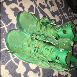 Air Jordan Gatorade 6's